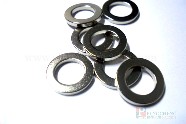 Magneet LNGT32 AlNiCo Ring, PC-0092