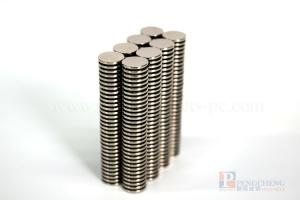 42M Nickel Coated Neodymium Disc Magnet