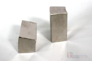 N33 Nickel Coated Neodymium magneet Arc