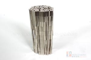N35 Nickel Coated Neodymium blokmagneet