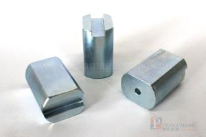 N35 Zinc Coated Neodymium Special Shape of Magnet