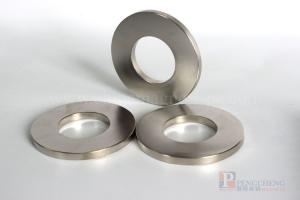 N40 Ni-Cu-Ni Coated Magnet Neodymium Ring