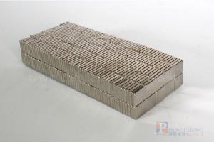 N40 Nickel Coated Neodymium Block Magnet