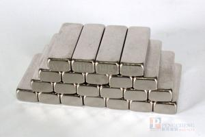 N40 Nickel Coated Neodymium blokmagneet
