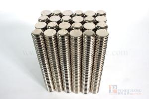 N42 Nickel Coated Neodymium Special Shape of Magnet
