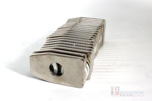 N45 Nickel Coated Neodymium Special Shape of Magnet