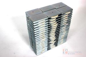 N50 Zinc Coated Neodymium Special Shape of Magnet